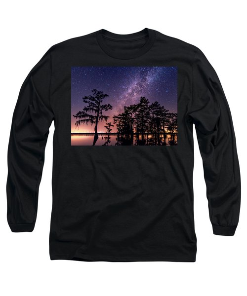 Long Sleeve T-Shirt featuring the photograph Star Bright by Andy Crawford