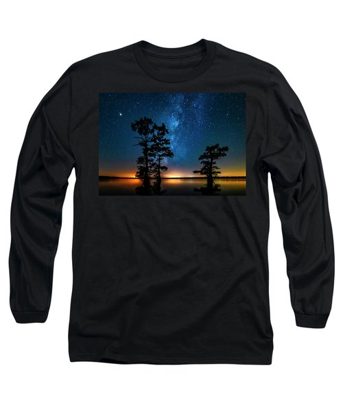 Long Sleeve T-Shirt featuring the photograph Star Gazers by Andy Crawford