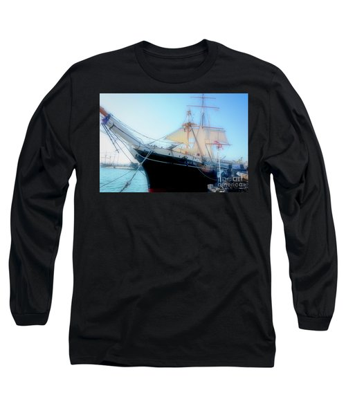 Star Of India Soft Long Sleeve T-Shirt