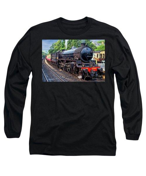 Steam Locomotive 1264 Nymr Long Sleeve T-Shirt