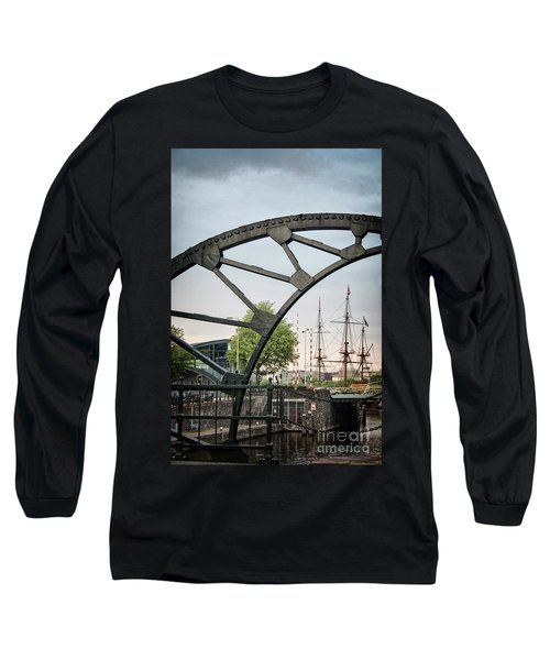 Steel And The Golden Age Long Sleeve T-Shirt