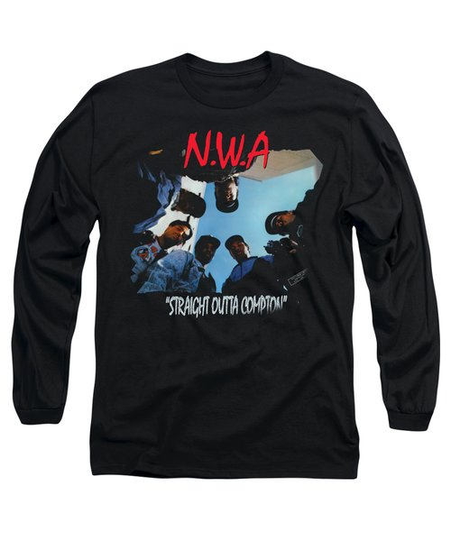 Straight Outta Compton Long Sleeve T-Shirt