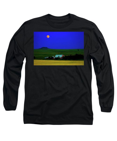 Strawberry Moon Long Sleeve T-Shirt