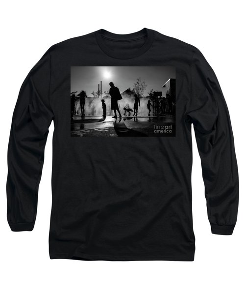 Summer In Paris Long Sleeve T-Shirt