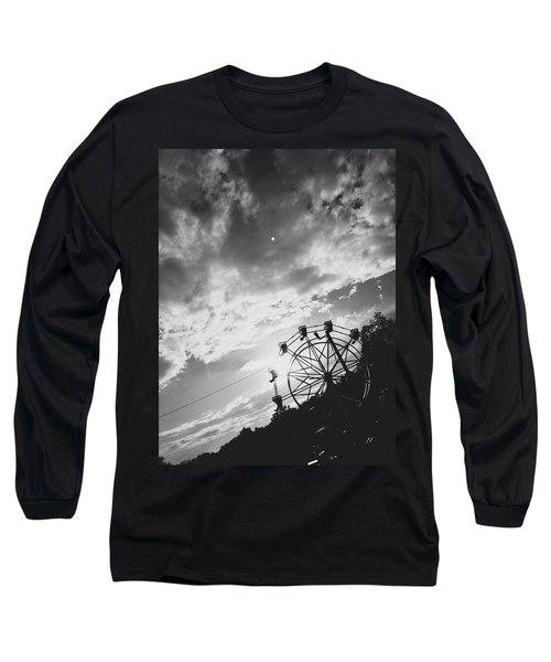Summertime Wheeling Long Sleeve T-Shirt