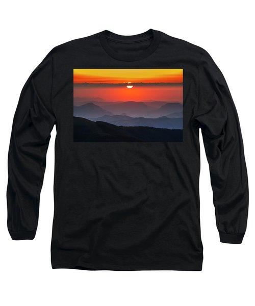 Sun Eye Long Sleeve T-Shirt