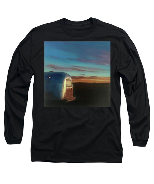 Sunrise Near Amarillo Long Sleeve T-Shirt