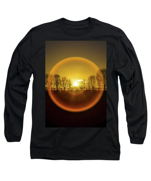 Sunrise. New Years Eve. Long Sleeve T-Shirt