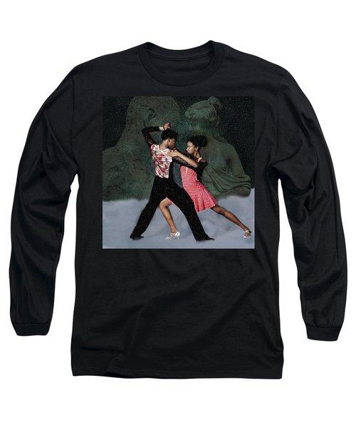 Supernal Salsa Long Sleeve T-Shirt
