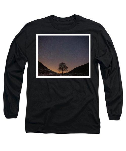 Sycamore Gap  Long Sleeve T-Shirt