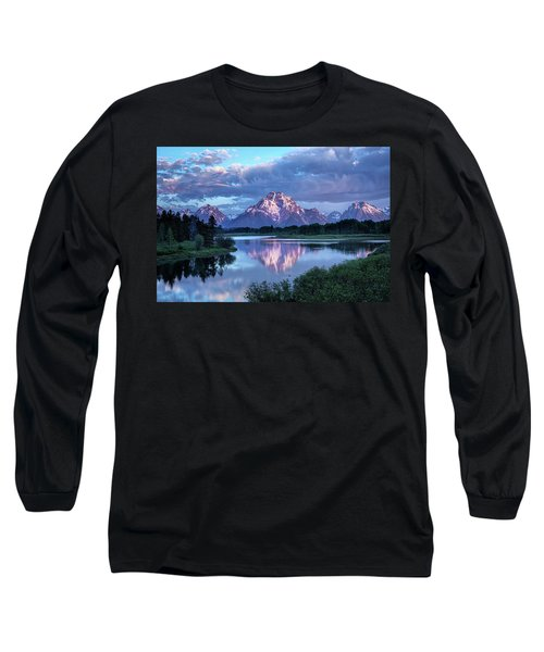Teton Oxbow Morning 9087 Long Sleeve T-Shirt