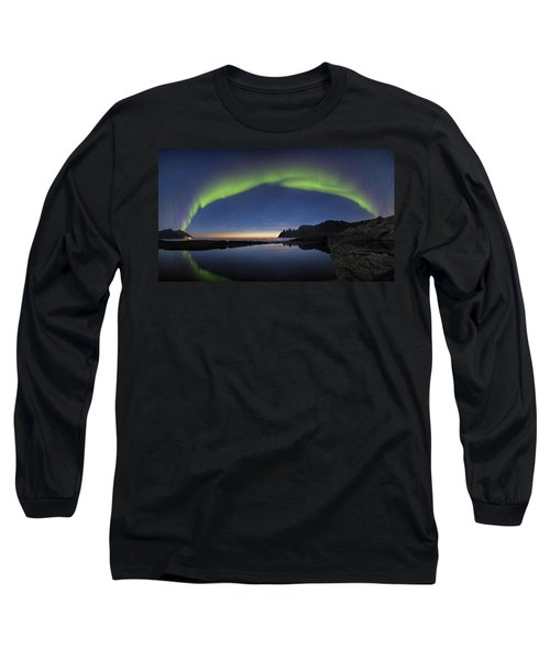 The Arch Over Wolf's Jaws Long Sleeve T-Shirt