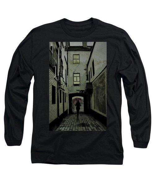 The Back Way Long Sleeve T-Shirt