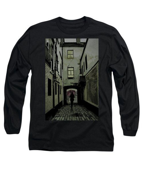 The Back Way Long Sleeve T-Shirt
