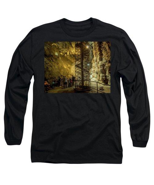 The Bat Cave Long Sleeve T-Shirt