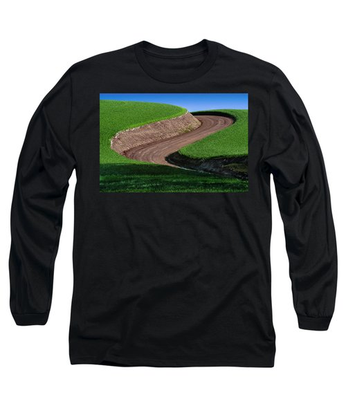 The Curve Long Sleeve T-Shirt
