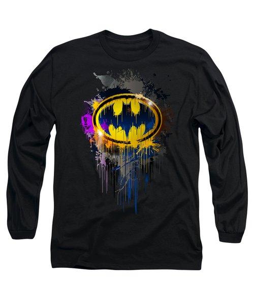 The Dark Knight Of Gotham Long Sleeve T-Shirt