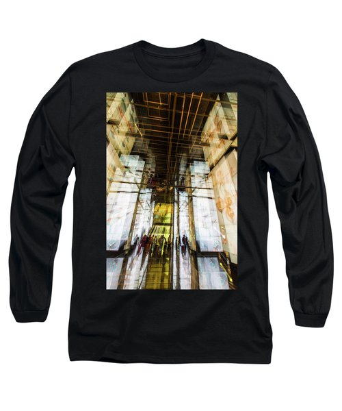 The Delegation Long Sleeve T-Shirt