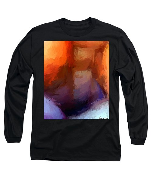 The Edge Of Darkness Long Sleeve T-Shirt