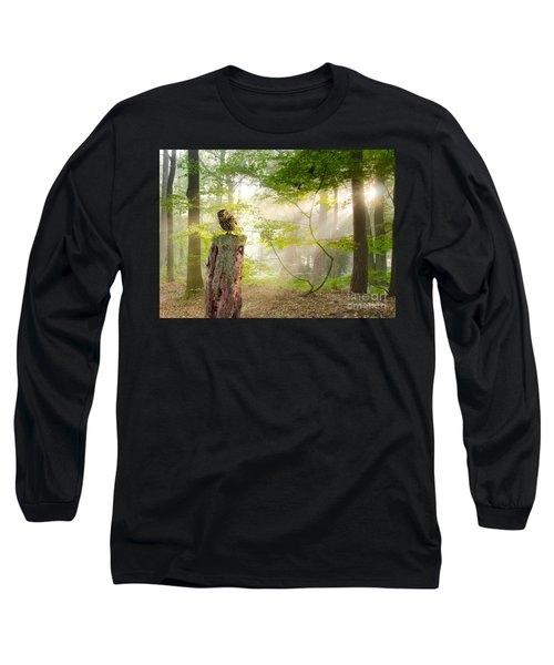 The Enchanted Forrest Long Sleeve T-Shirt