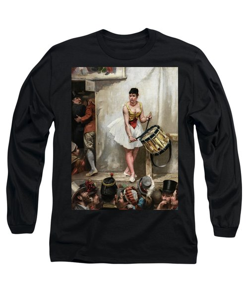 The Festival Of Montrouge, 19th Century Long Sleeve T-Shirt