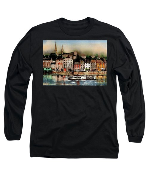 The Galley Off New Ross, Wexford Long Sleeve T-Shirt