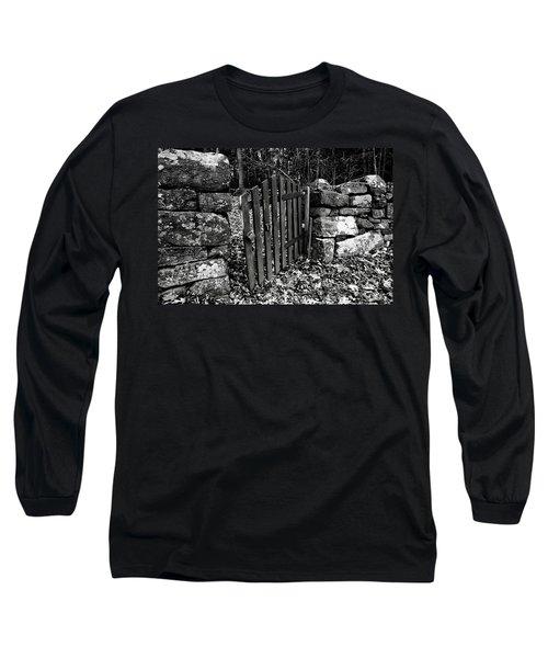 The Garden Entrance Long Sleeve T-Shirt