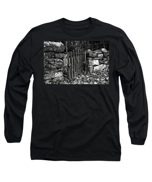 The Garden Entrance Long Sleeve T-Shirt