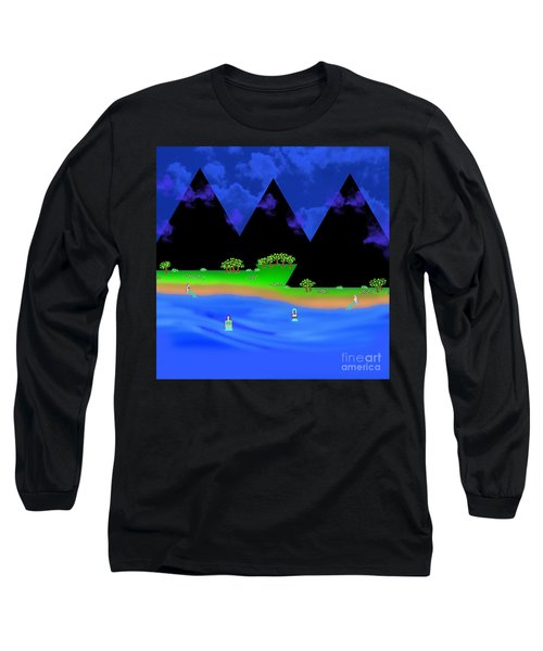 The Gathering Place Long Sleeve T-Shirt