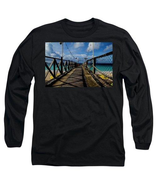 The Pier #3 Long Sleeve T-Shirt