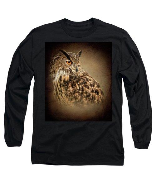 The Watchful Eye Long Sleeve T-Shirt