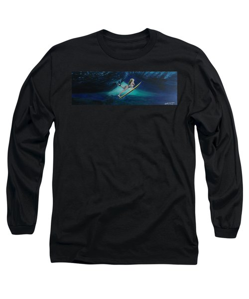 The Wedge - Duck Dive Long Sleeve T-Shirt