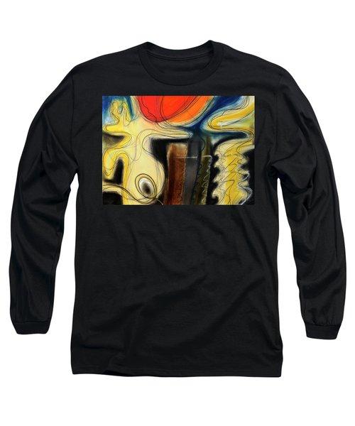 The Whirler Long Sleeve T-Shirt