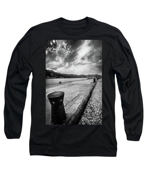 The Winter Sea #3 Long Sleeve T-Shirt