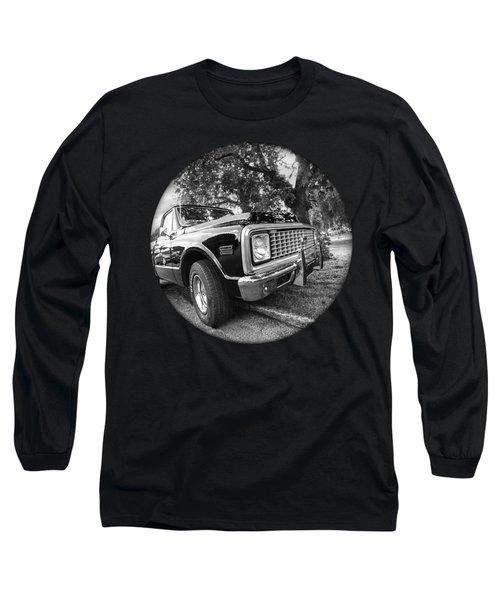 Time Portal - '71 Chevy Long Sleeve T-Shirt