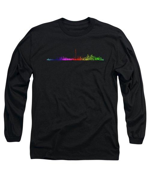 Toronto Rainbow Long Sleeve T-Shirt