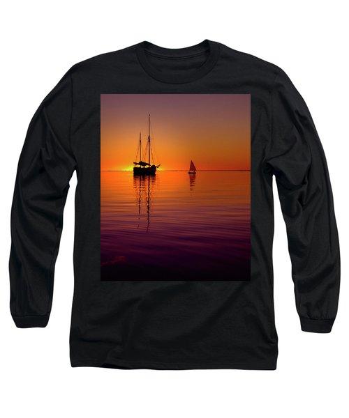 Tranquility Bay Long Sleeve T-Shirt