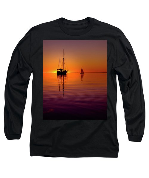 Tranquility Bay Long Sleeve T-Shirt