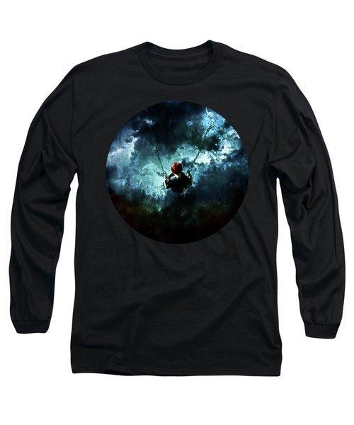 Travel Is Dangerous Long Sleeve T-Shirt