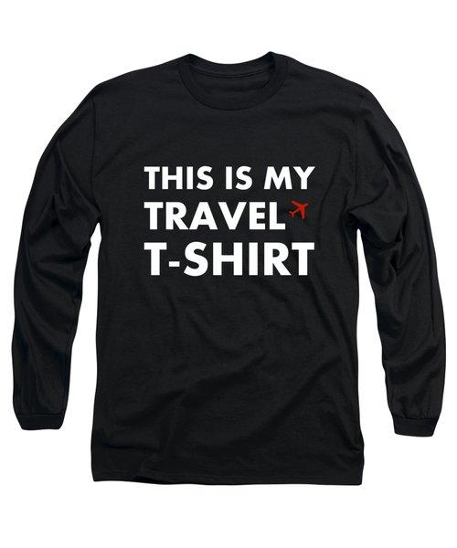 Travel Tee 3 Long Sleeve T-Shirt