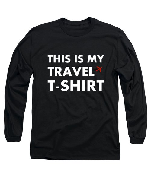 Travel Tee 3 Long Sleeve T-Shirt