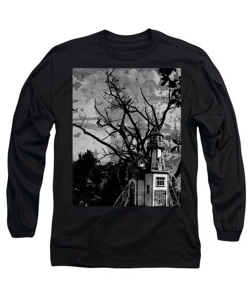 Treehouse I Long Sleeve T-Shirt