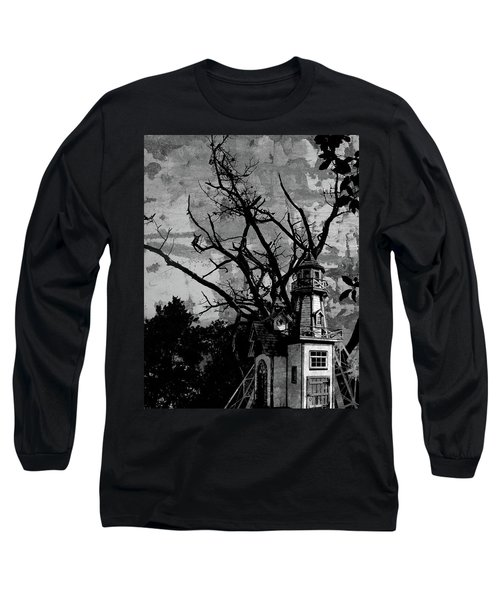 Treehouse I Long Sleeve T-Shirt