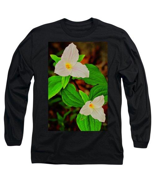 Trilliums Long Sleeve T-Shirt