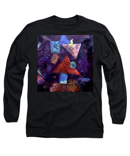 Trio Triangles  Long Sleeve T-Shirt