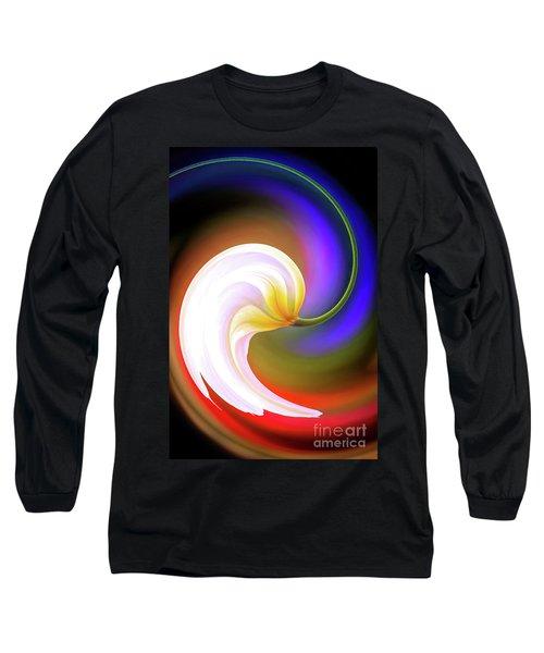 Tulip Twirl Long Sleeve T-Shirt