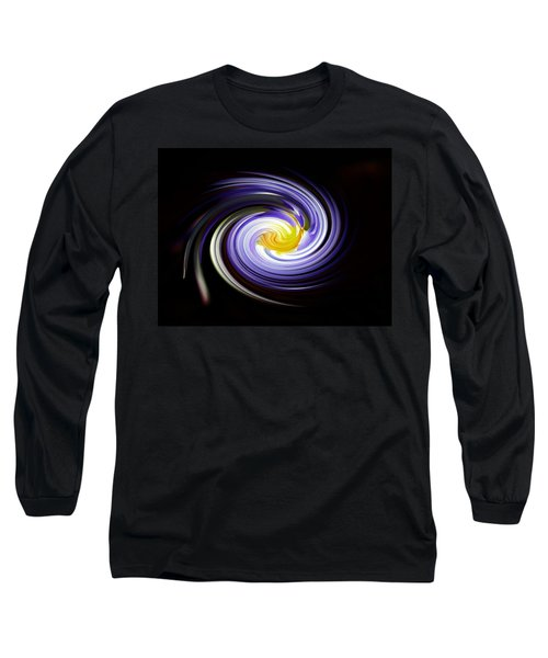 Twirling Lily Long Sleeve T-Shirt