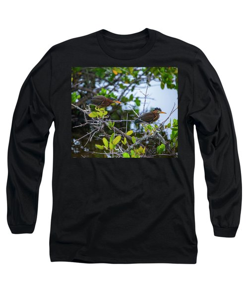 Two Is Better Than One Long Sleeve T-Shirt