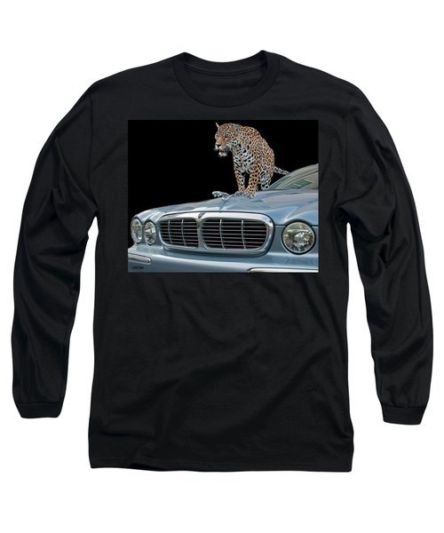 Two Jaguars 1 Long Sleeve T-Shirt