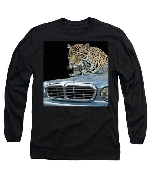 Two Jaguars 2 Long Sleeve T-Shirt